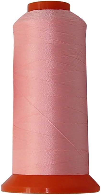Noctilucent Bobina de mano bordado luminoso hilo de coser brillo oscuro m/áquina qingsb