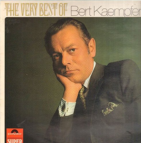 2371055L LP The Very Best Of VINYL (Bert Kaempfert The Very Best Of Bert Kaempfert)