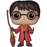 Funko Pop Harry Potter Quidditch Harry NC Games