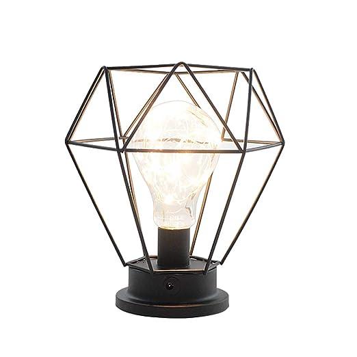 Lámparas de mesa Vintage,Lámparas LED de mesa Diseno ...