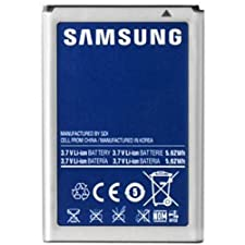 Samsung Original Genuine OEM Samsung EB504465IZ 1600mAh Spare Replacement Li-ion Battery for Samsung Droid Charge i510 – Battery – Non-Retail Packaging – Silver