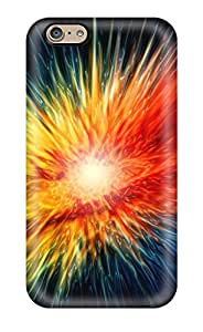 Defender Case With Nice Appearance (funky Explosion ) For Iphone 6