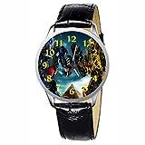 LCW084-2 New Transformers Optimus Prime Stainless Wristwatch Wrist Watch
