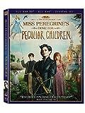 Miss Peregrine's Home for Peculiar Children (3D Blu-ray + Blu-ray + Digital HD)