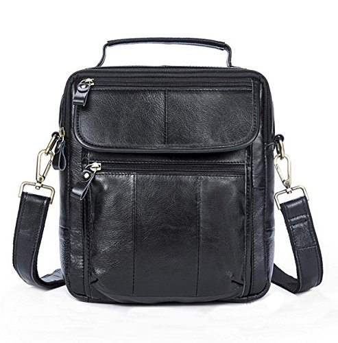 Business Multicolor Black Satchel Men Quality Inclined Vintage Bag Shoulder For Casual aExqTSwH