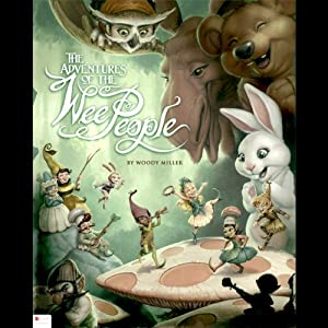 Adventures of the Wee People Audiobook