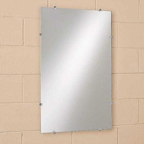 See All – G1218 Frameless Glass Mirror 12 x 18