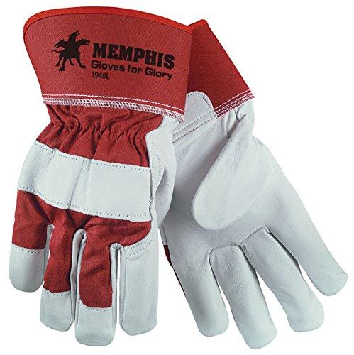 Memphis Glove Kid Goat Leather Palm2-1/2