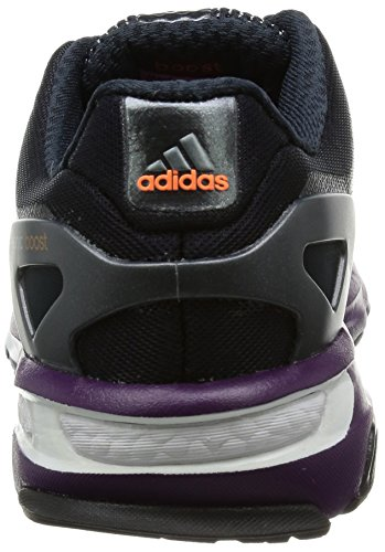 Adidas - Zapatillas de running para mujer Multicolor - Grey/Purple