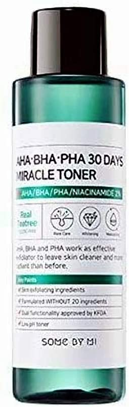 AHA BHA PHA 30 Days Miracle Toner by Some By Me