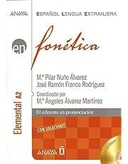 Fonética. Nivel elemental A2: Fonetica - nivel elemental A2 con soluciones + CD (2)