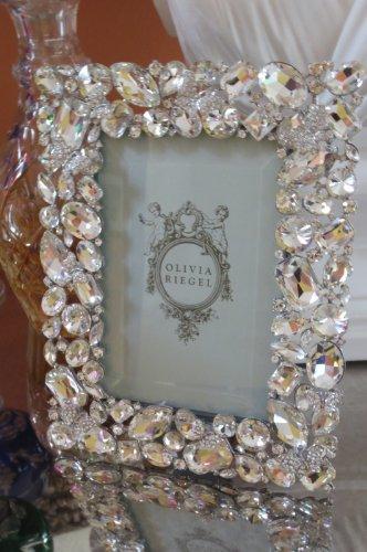 Olivia Riegel Roxy Swarovski Crystal Photo Frame 5