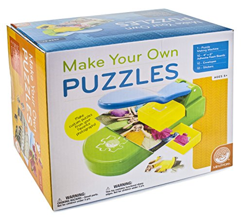 Make Your Own Puzzles -