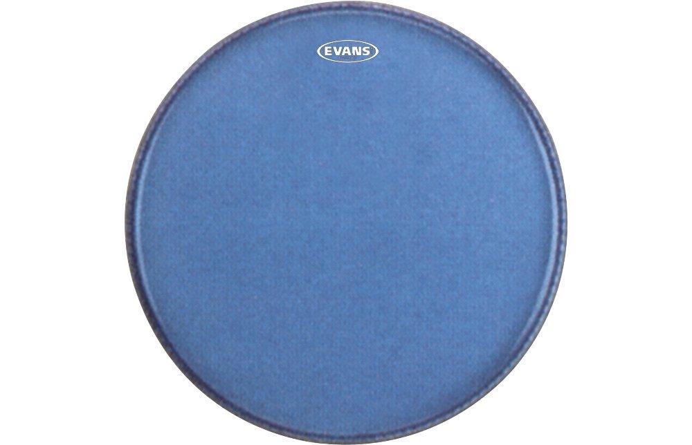 Evans Hydraulic Blue Drum Head, 16 Inch - TT16HB Evans Heads