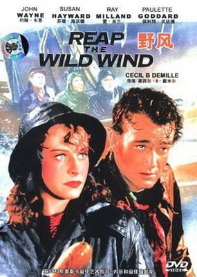 Reap The Wild Wind (1942) Cecil B. DeMille (NTSC-IMPORTED FOR ALL REGIONS)