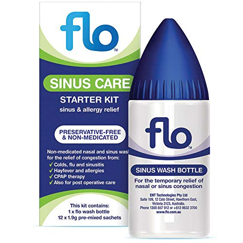 (FLO Sinus Care Starter Kit)