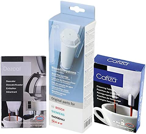 Bosch Coffee Machine Cleaning Set One 00461732, One 00573828, One 00573829 51e3EK2x1FL