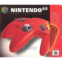 Official Nintendo 64 Red Controller