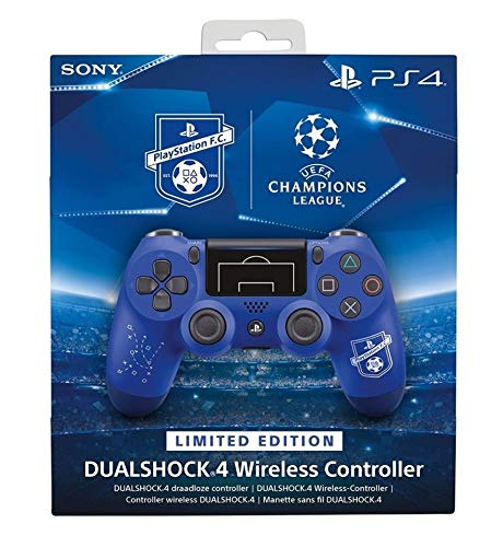 F.C. Limited Edition UEFA Champions League Wireless Dualshock 4 Controller ()