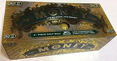 Slazenger Money Gold Golf Balls (20 Pack)
