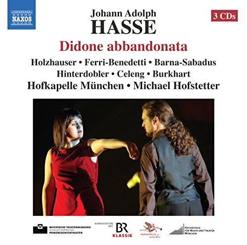 Hasse: Didone abbandonata (Theresa Box Music)