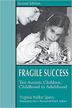Book Fragile Success by Virginia Sperry M.A. (2000-11-30)