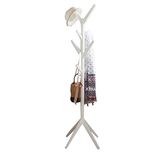 LM-Coat rack Perchero pie Perchero, Desmontable Simplicidad ...