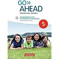 Go Ahead - Ausgabe für Realschulen in Bayern - Neue Ausgabe: 5. Jahrgangsstufe - Schulaufgabentrainer: Mit Audios online und Lösungen
