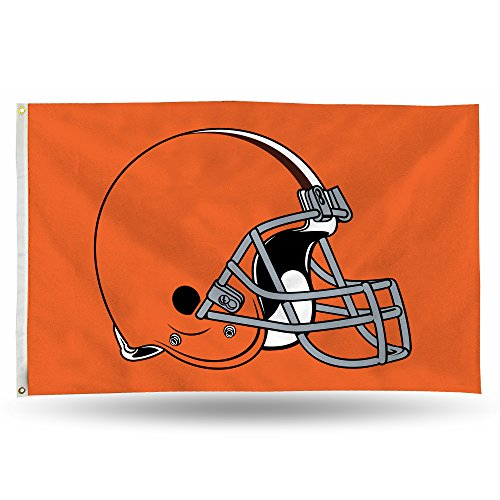 NFL Cleveland Browns Banner Flag 3-Foot by 5-Foot
