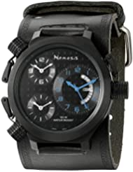 Nemesis Mens KIN080KL Elegant 3-Zone Watch