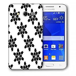 Diseñador Snoogg Teléfono protector de la cubierta del caso para Samsung Galaxy Core 2