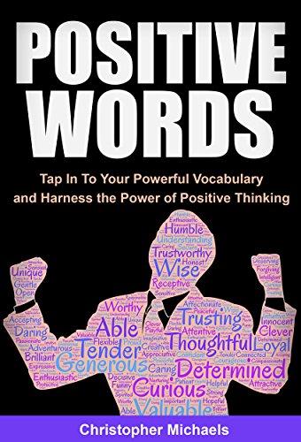 Positive Words Powerful Vocabulary Thinking ebook product image