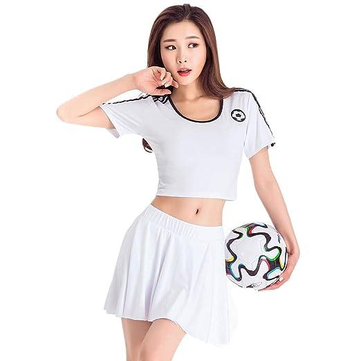 clothes Uniforme de porristas de Bebe de Futbol, La Hembra Adulta ...