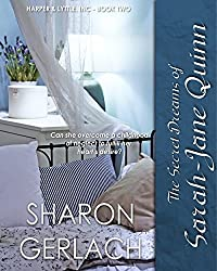 The Secret Dreams of Sarah-Jane Quinn (Harper & Lyttle Book 2)