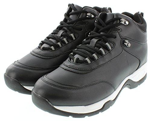 ... calto – G3319 8,1 cm größer die Höhe Steigerung Aufzug Schuhe (schwarz  mid ...