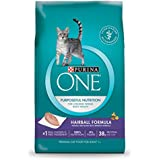 Purina ONE Hairball Formula Adult Dry Cat Food - 16 lb. Bag