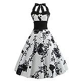 Dresses for Womens,DaySeventh Women Vintage Printing...