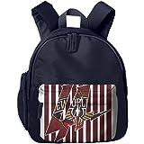 WU-RONGRONG WU State Of Louisiana Logo Baby Boys Girls Toddler Preschool Backpack Children Backpacks