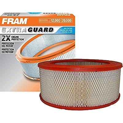 FRAM CA3501 Extra Guard Rigid Round Air Filter: Automotive