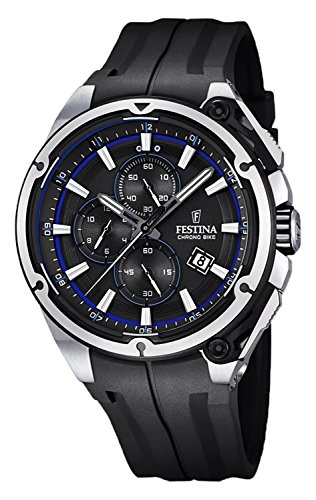FESTINA watch Chrono Bike 2015 F16882 / 5 Men's [regular imported goods]