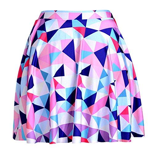 Mini Shorts YICHUN de Robe Skirt Jupe Jupe Soire Line Jupon Femme Triangle Plage A Tutu de Mini Fille qw6RgwE