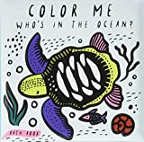 Best Bath Books - Color Me: Who's in the Ocean?: Baby's First Review