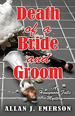 book cover of Death of a Bride and Groom