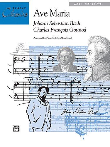 [Ave Maria: Sheet (Simply Classics Solos)] (Classic Sc Instruments)
