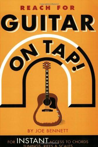 Guitar on Tap. Para Guitarra Tablatura (con mango imágenes): Joe ...