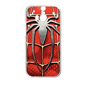 Happy spiderman Phone Case for HTC One M8