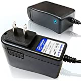 T-Power® 9V Dymo Rhino RhinoPRO / LabelMANAGER / LabelPOINT / Label Manager / RhinoPro / Letratag Plus / ExecuLabel Series Printer 3000 4200 5000 5200 6000 6500 lectronic Labelmaker / Labeling System Replacement switching power supply charger wall Ac adapter