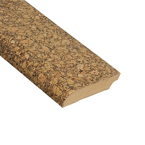 (Home Legend Madeira Natural 1/2 in. Thick x 2-3/8 in. Wide x 94 in. Length Cork Wall Base)