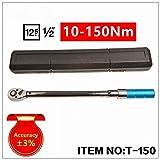 Wrench Tool Adjustable Torque Wrench 1-6N 2-24N 5-25N 5-60N 20-110N 10-150N 28-210N Hand Spanner Car Bicycle Repair Tools 10-150Nm Pro