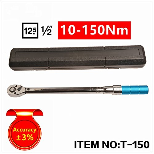 Wrench Tool Adjustable Torque Wrench 1-6N 2-24N 5-25N 5-60N 20-110N 10-150N 28-210N Hand Spanner Car Bicycle Repair Tools 10-150Nm Pro